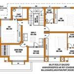 Bedroom Kerala House Plans Intended Current Home Design