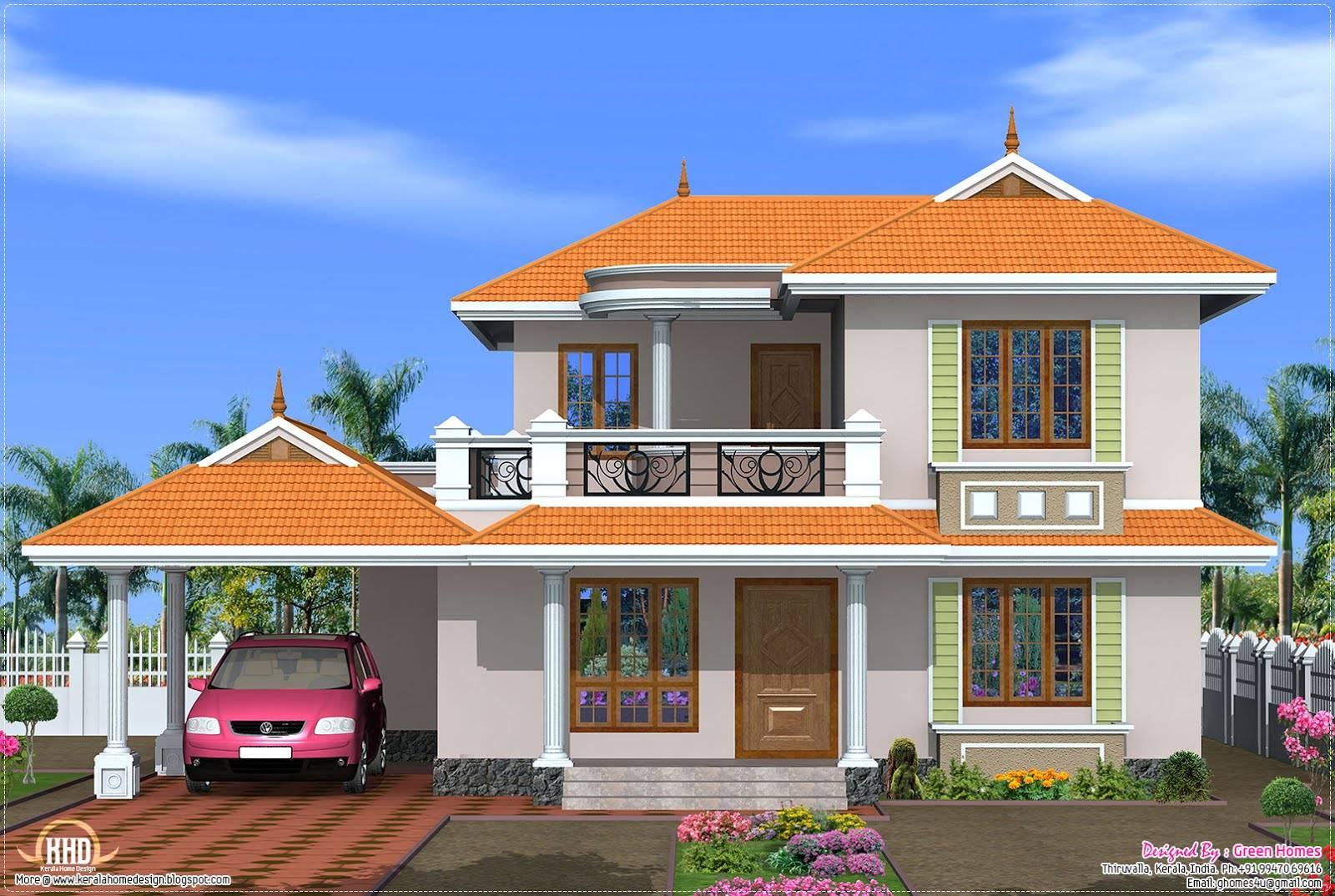 Bedroom Kerala Model House Design Home Floor Plans Dma Home Plans Blueprints 173170
