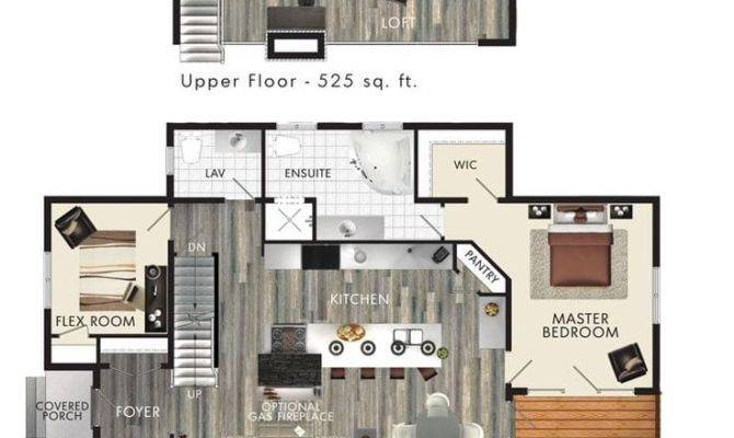 Bedroom Loft House Plans Best Floor