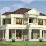 Bedroom Luxurious Villa Exterior Design Home Kerala Plans