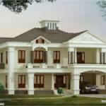 Bedroom Luxury House Design Green Arch Kozhikode Kerala