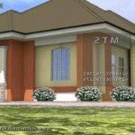 Bedroom Maisonette House Plans Kenya Boatylicious
