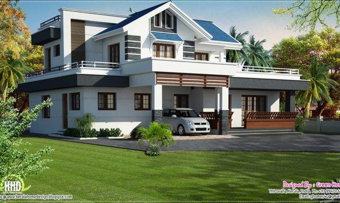 Bedroom Modern Home Design Green Homes Thiruvalla Kerala