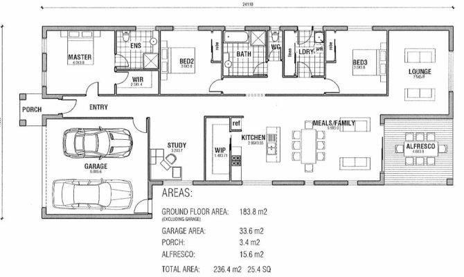 Bedroom Modern House Design Plans Townhouse