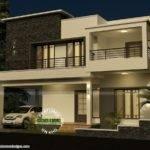 Bedroom Modern House Plan Kerala Home Design