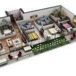Bedroom Modern House Plans Design Planning Houses