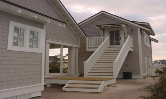 Bedroom Plans Designs Narrow Lot Beach House