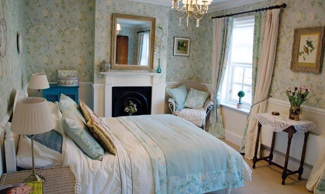 Bedroom Relaxing Space Pastel Colours Yet Georgian
