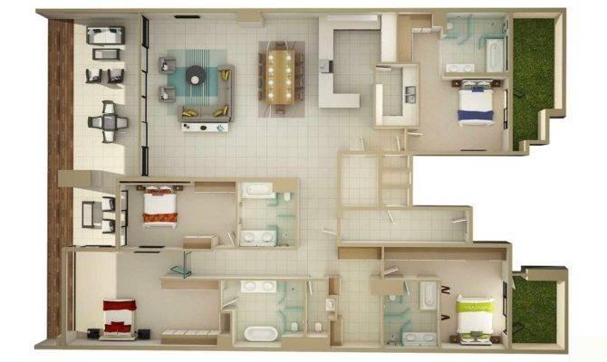 Bedroom Rentals Near House Rent