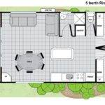 Bedroom Riverfront Villa Renmark Holiday Park Big