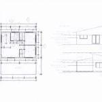 Bedroom Skillion Roof House Plan