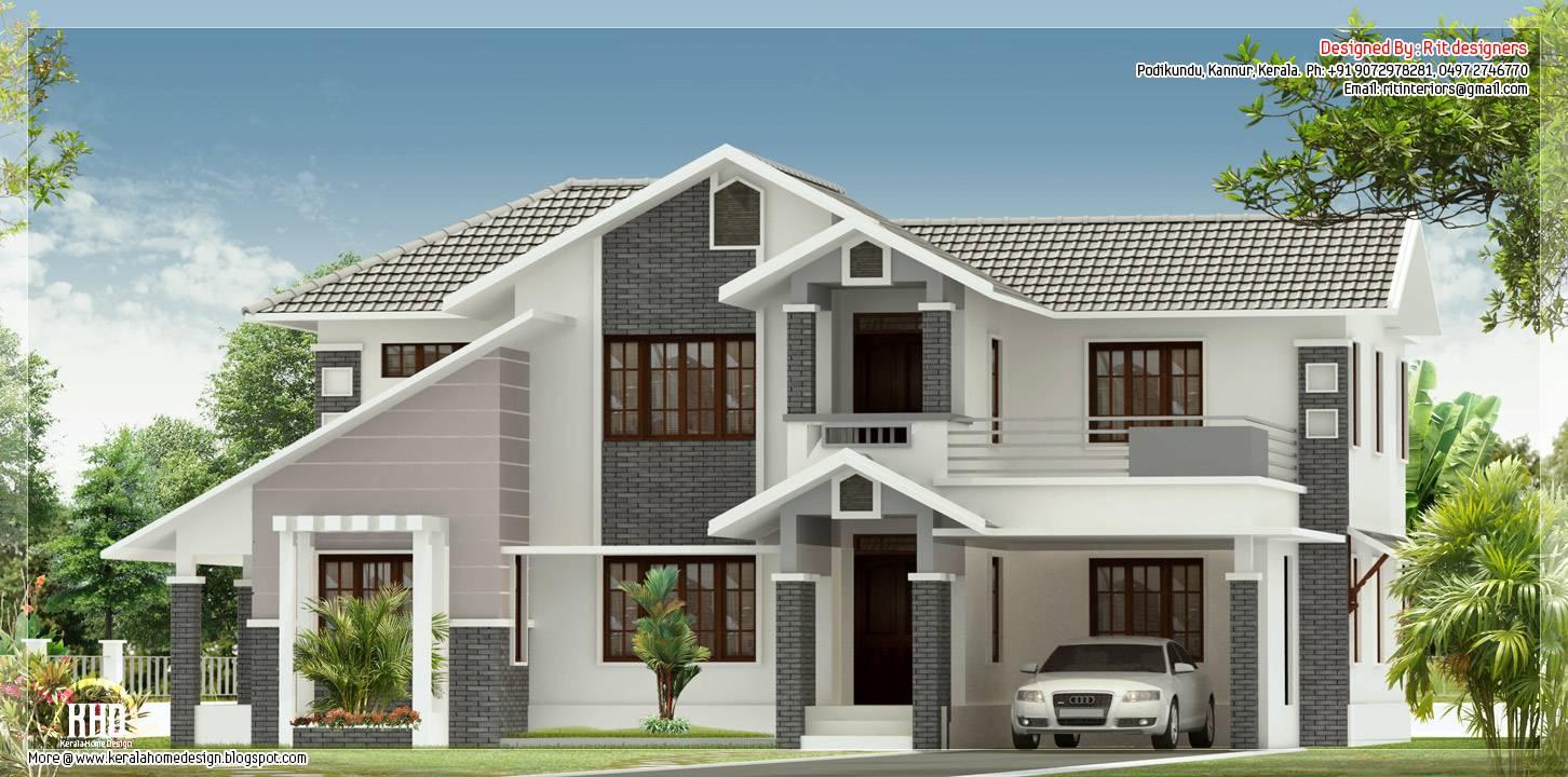29 Best Photo Of Sloped Roof House Ideas Home Plans Blueprints