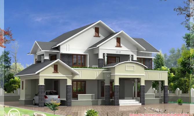 Top 24 Photos Ideas For Four Bedroom Homes Home Plans Blueprints