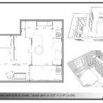 Bedroom Walk Closet Floor Plan