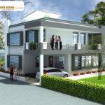 Bedrooms Duplex House Design Bill Plans