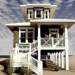 Bedrooms Two Beds Narrow Lot Beach House Plans