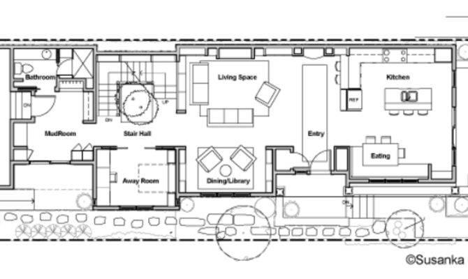 Beds Baths Plan Main Floor Houseplans