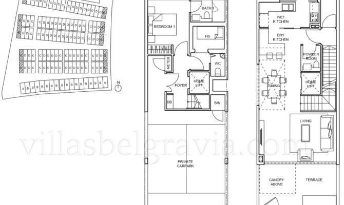 Belgravia Villas Freehold Ang Kio Cluster Houses