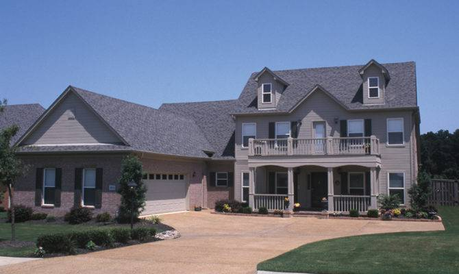 Belton Park Country Home Plan House Plans More