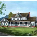 Bennington Country Farmhouse Plan House Plans More