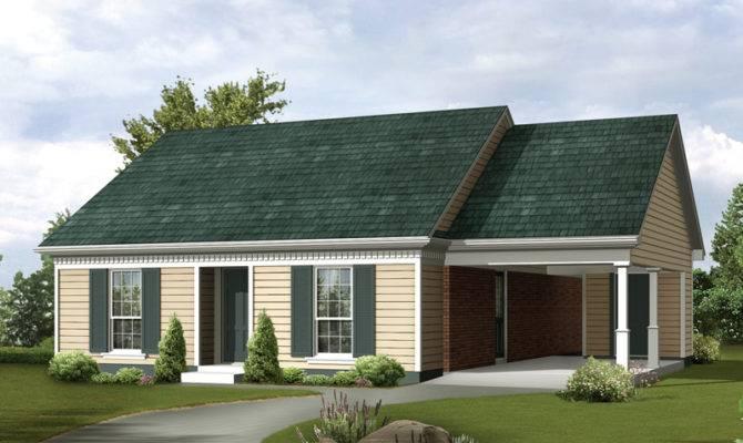 Bergman Ranch Home Plan House Plans More