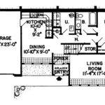 Berm House Plans Home
