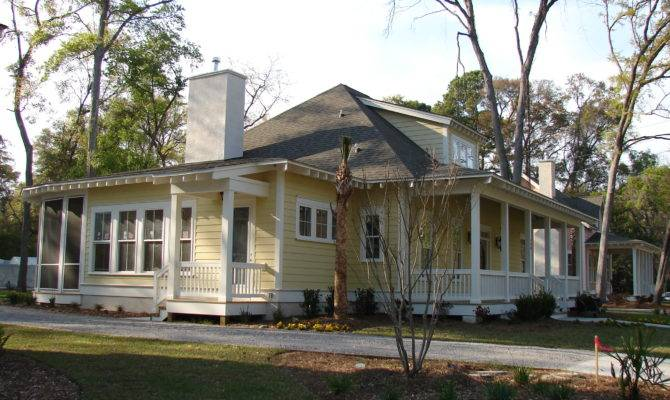 Bermuda Bluff Cottage House Plan Design