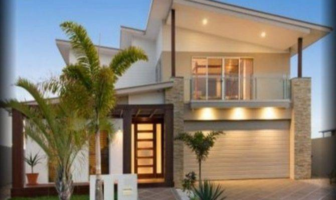 Besf Ideas Small Contemporary House Designs Floor
