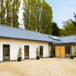 Bespoke Oxford Contemporary Bungalow Solo Timber Frame