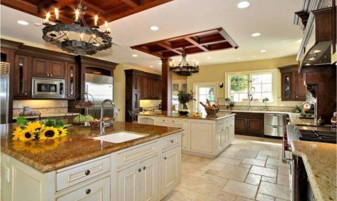 Best Application Large Kitchen Designs Ideas