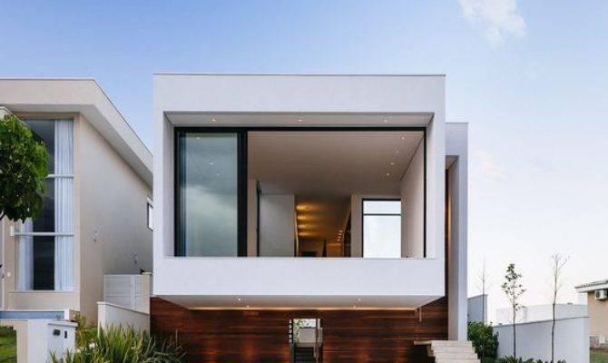 Best Beautiful Modern Homes Pinterest