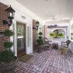Best Brick Front Porches Home Building Plans