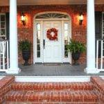 Best Brick Porch Ideas Pinterest Southern