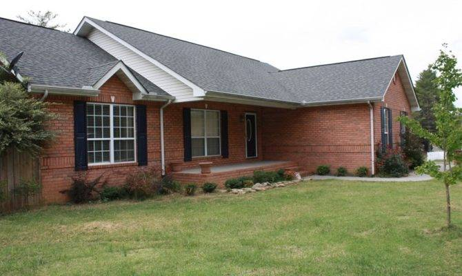 Best Brick Ranch Style Homes Home Building Plans