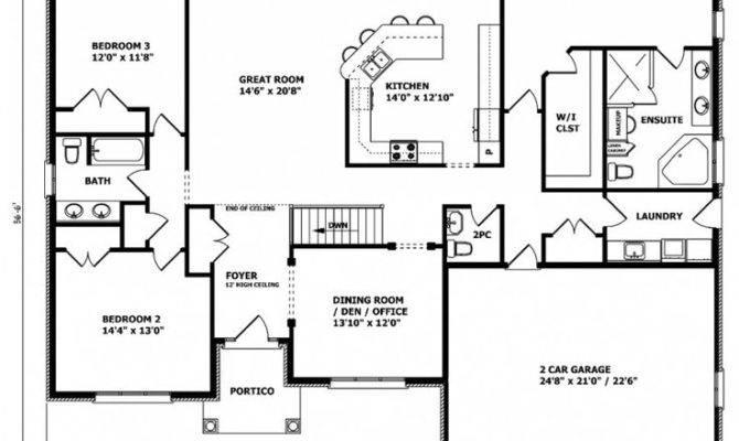 Best Bungalow House Plans Ideas Pinterest Cottage