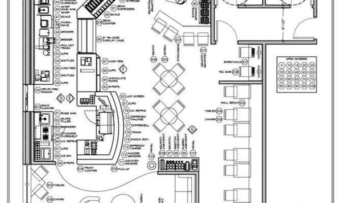 Best Cafe Floor Plan Ideas Pinterest Restaurant