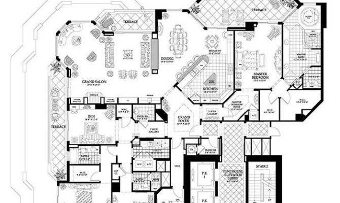 Best Condo Floor Plans Ideas Pinterest