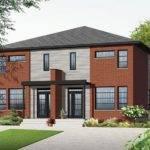Best Duplex House Plans Modern Designs
