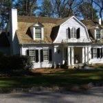 Best Dutch Colonial House Plans Chimney Unit Heart