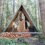 Best Frame Cabin Ideas Pinterest House