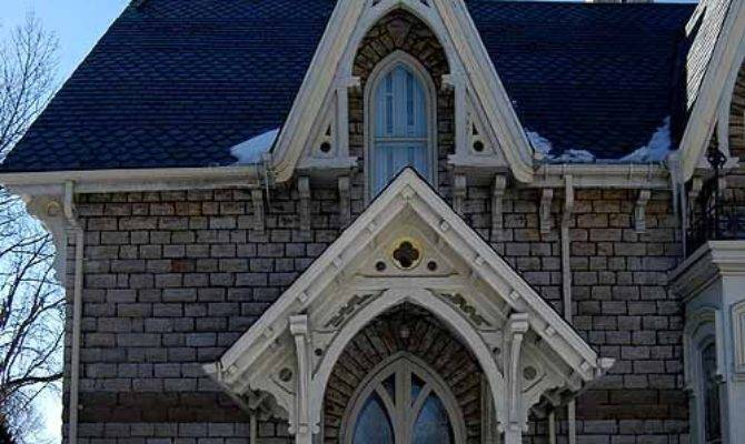 Best Gothic Revival Victorian Houses