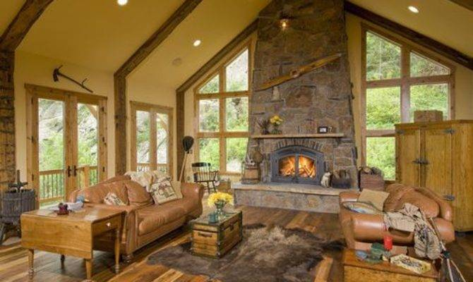 Best Great Rooms Fireplaces Design Ideas Remodel