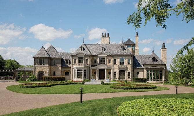 Best Houses Columbus Modern Day Castle Johnstown Capital