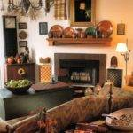 Best Living Room Pinterest Primitive Decor