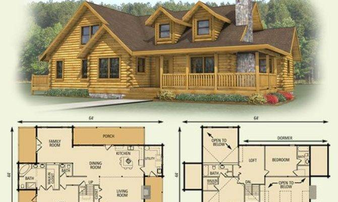Best Log Cabin Plans Ideas Pinterest