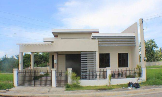 Best Modern Bungalow House Plans Philippines