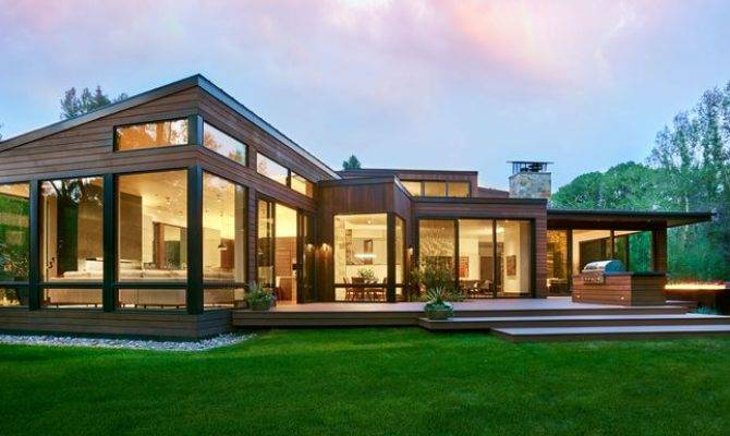 Best Modern Houses Curb Appeal Architecture
