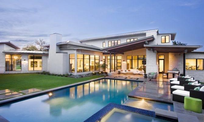Best Modern Houses World House Plan