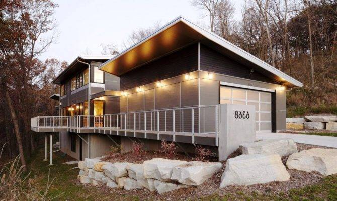 Best Modern Mountain House Plans Cool
