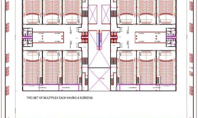Best Multiplex Design Square Feet